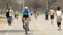 Lakefront Bike Path Safety