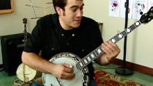 Noam on Banjo