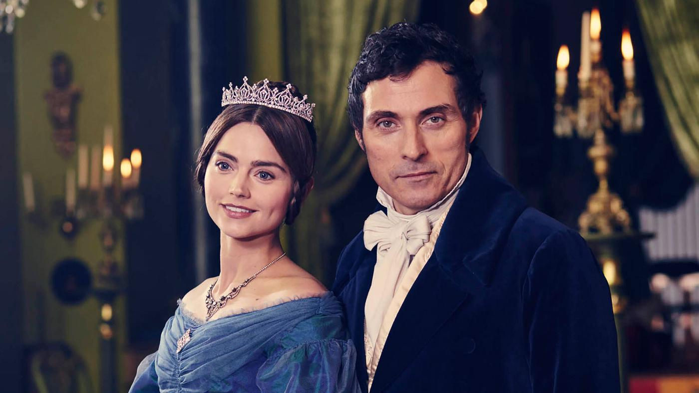Victoria and Lord Melbourne are growing very close. (ITV Plc)