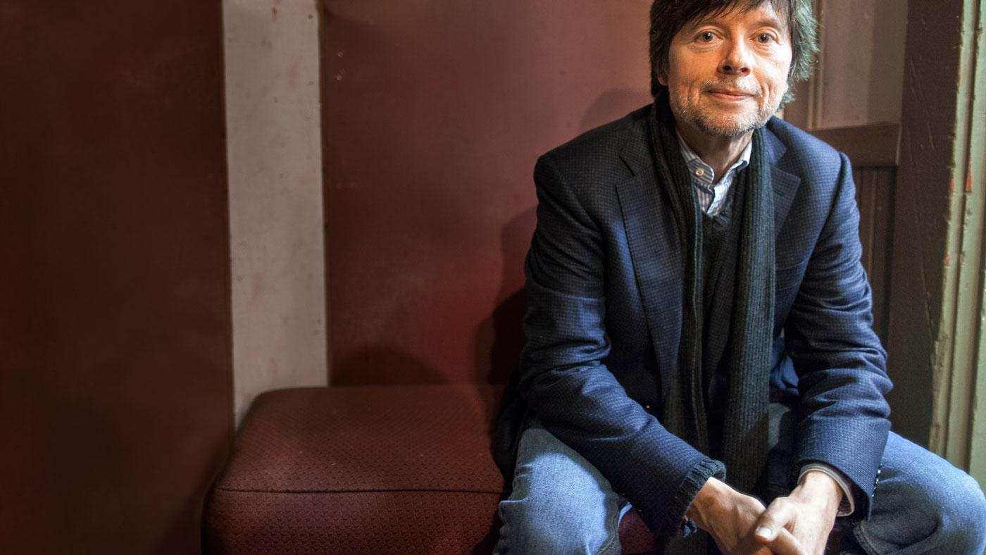 Ken Burns. (Courtesy of Justin Altman)