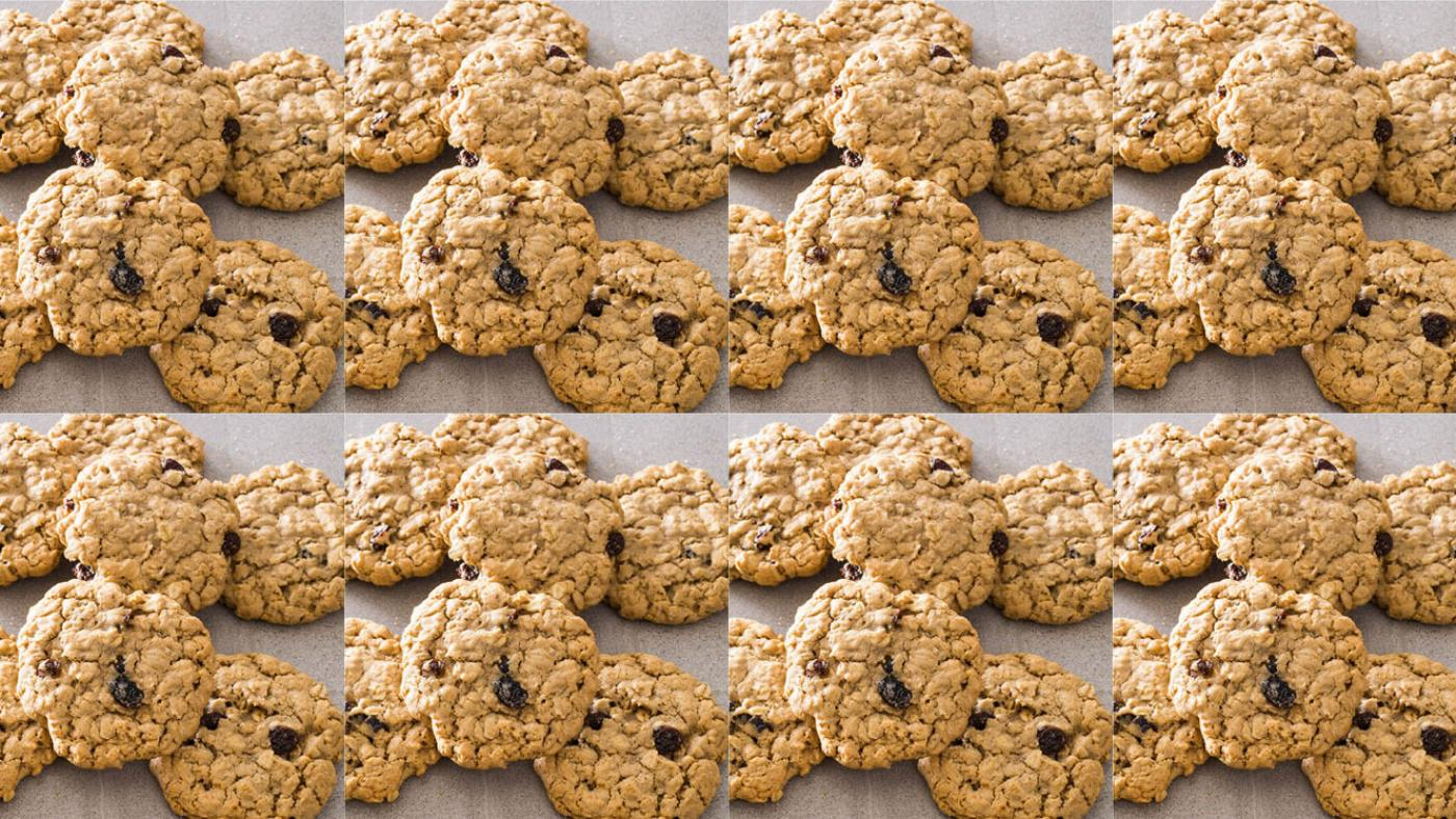 Classic Chewy Oatmeal Cookies from America's Test Kitchen. (Carl Tremblay)