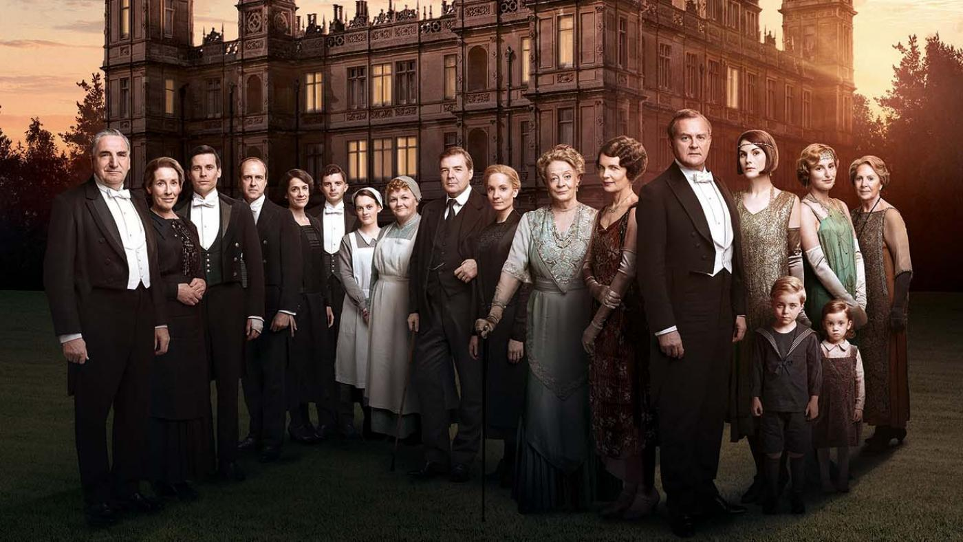 Downton Abbey. Photo: Nick Briggs/Carnival Film & Television Limited 2015 for MASTERPIECE