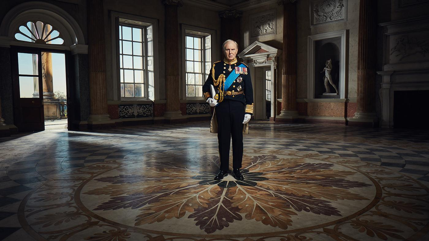 Tim Pigott-Smith as King Charles III. Photo: Robert Viglasky/Drama Republic for BBC and MASTERPIECE