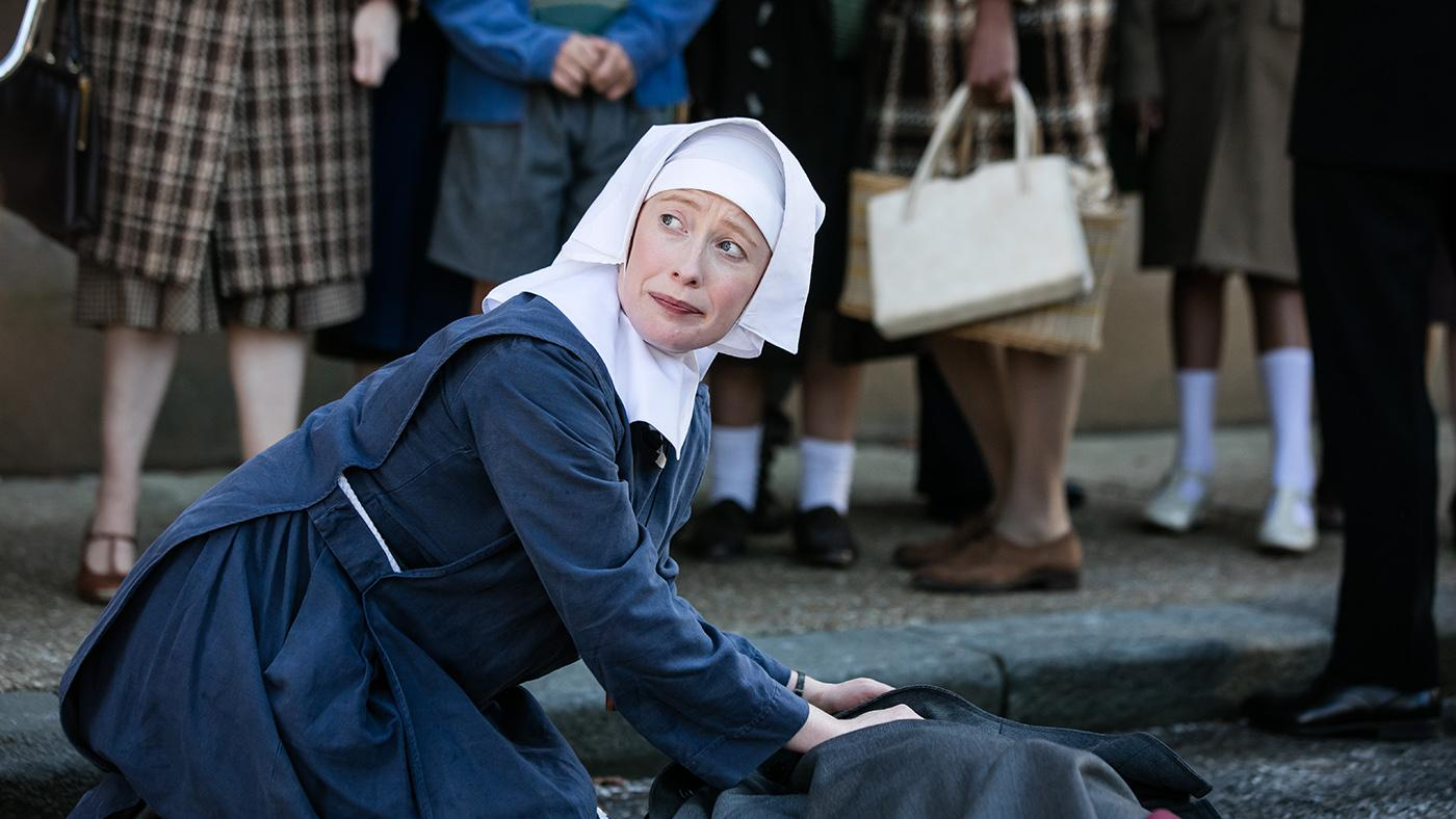 Victoria Yeates as Sister Winifred in 'Call the Midwife.' Photo: Neal Street Productions 2016