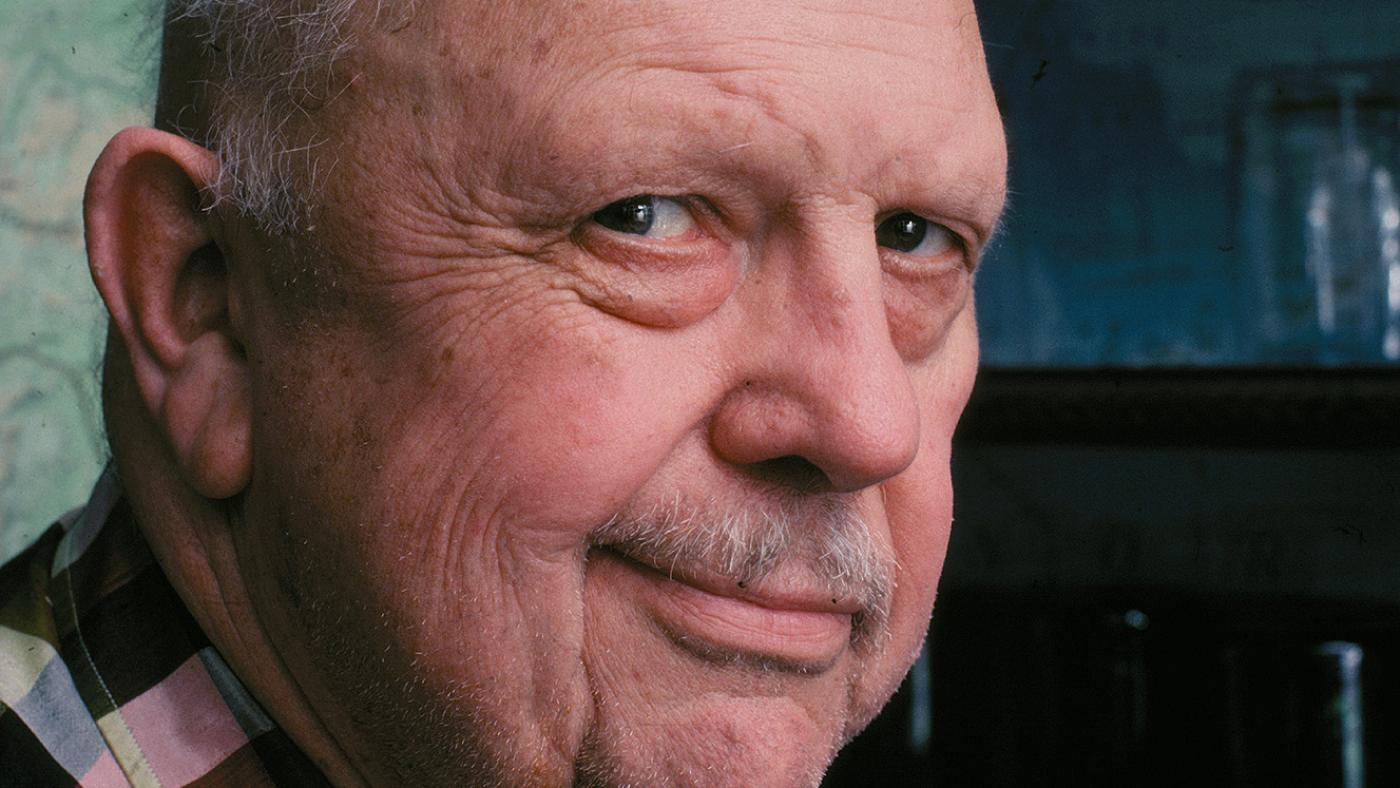 James Beard, America's First Foodie. Photo: Dan Wynn