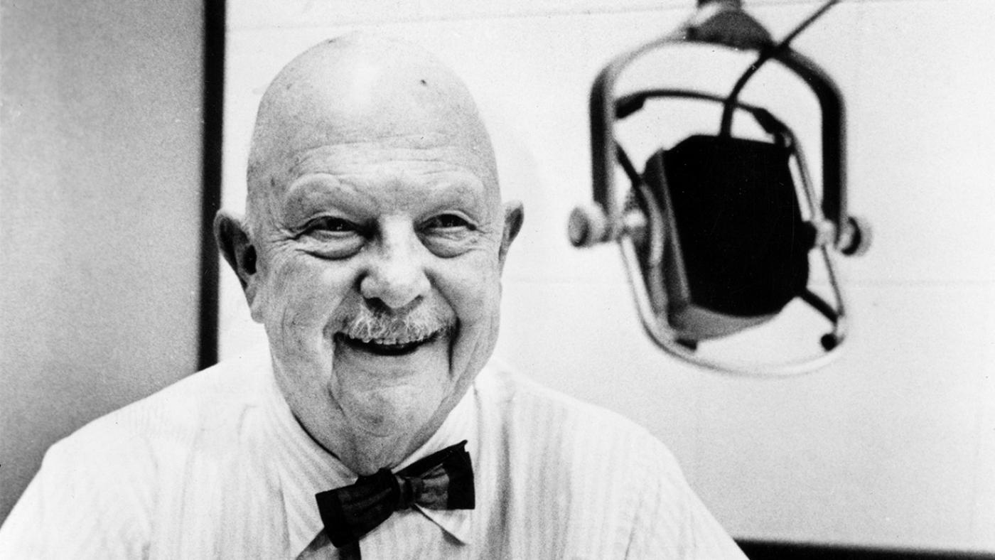 James Beard. Photo: Reed College
