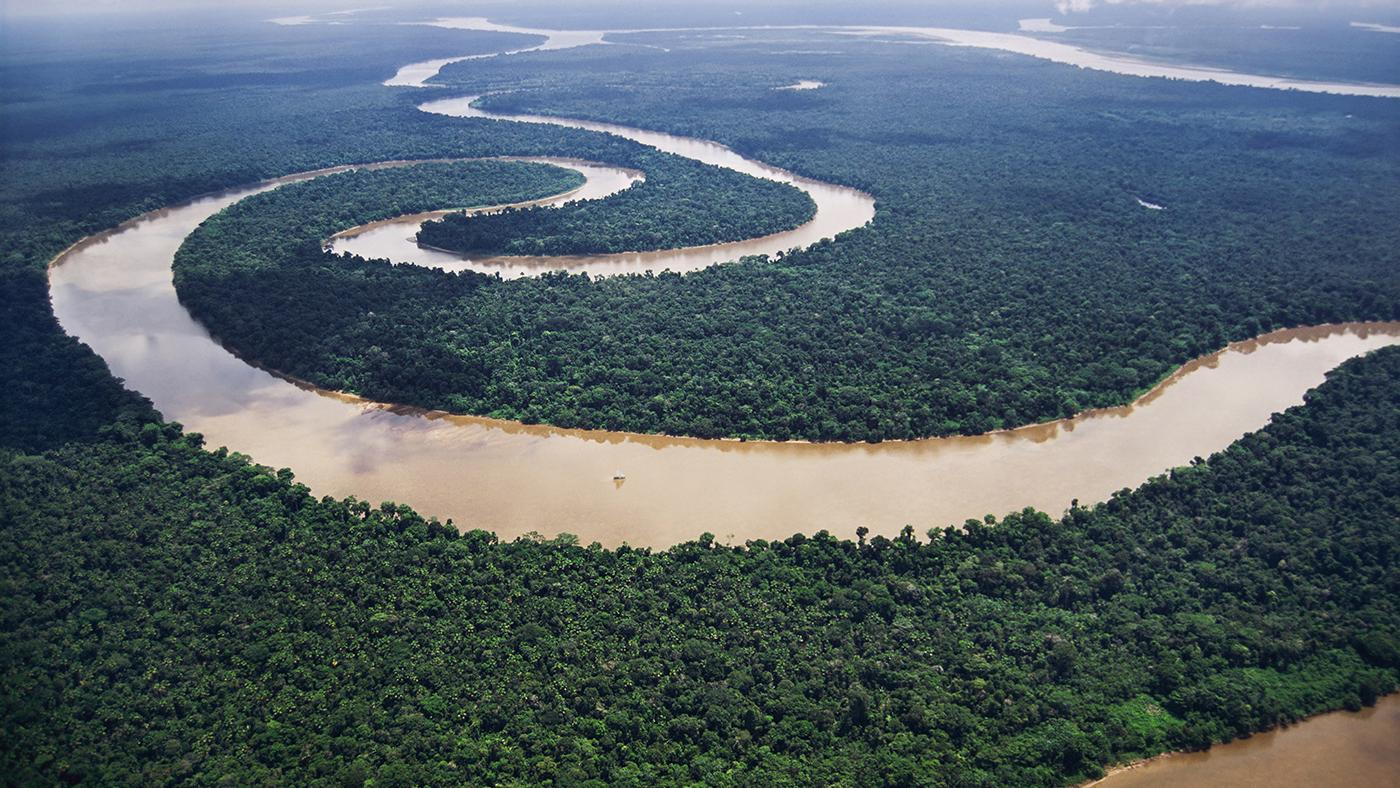 The Amazon River. Photo: SK Films