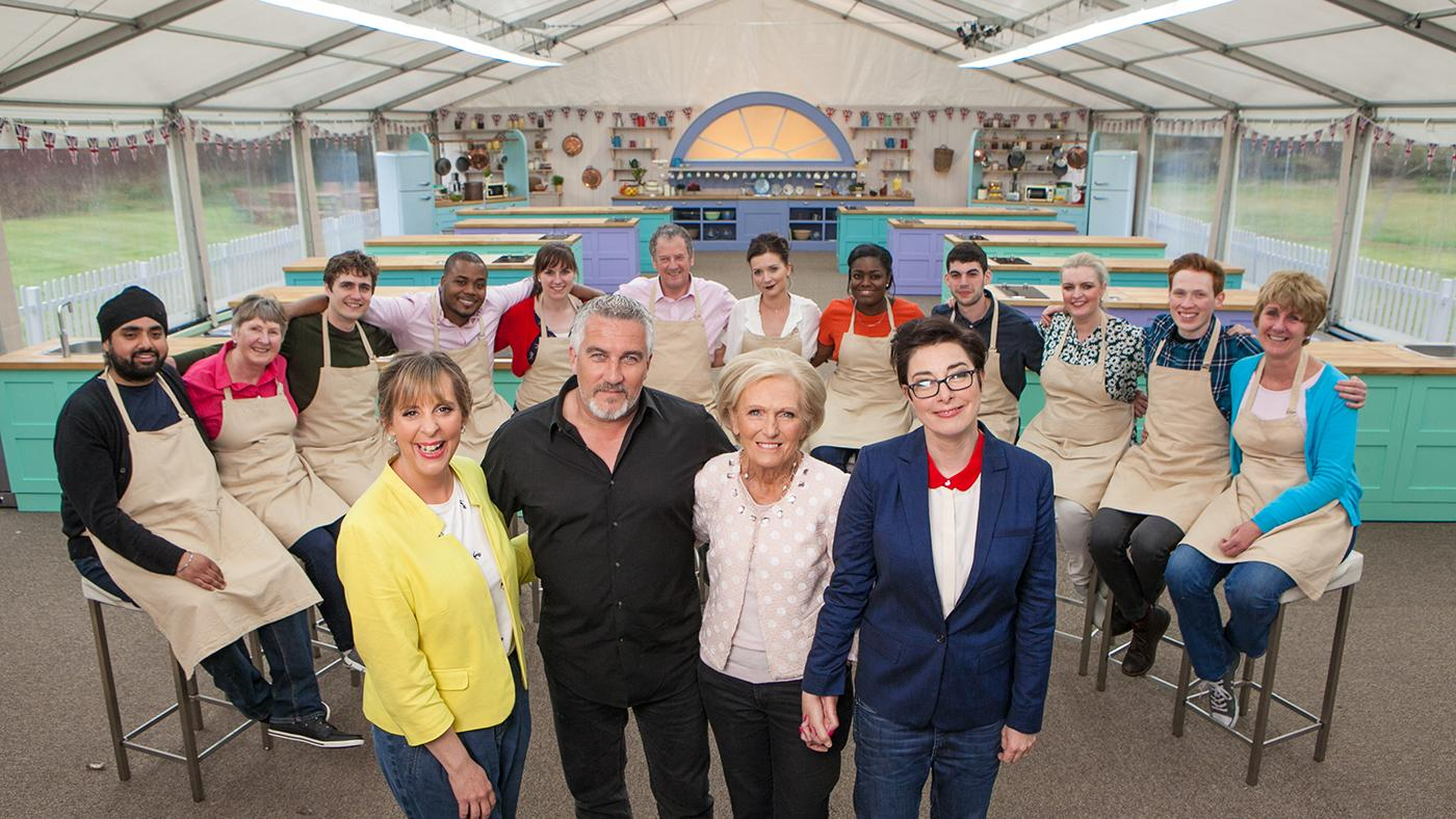Season 4 contestants of The Great British Baking Show. Photo: Mark Bourdillon, © Love Productions