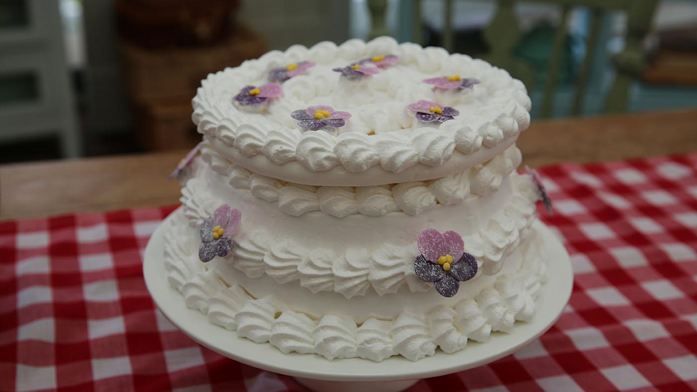 The Great British Baking Show. Photo: Love Productions