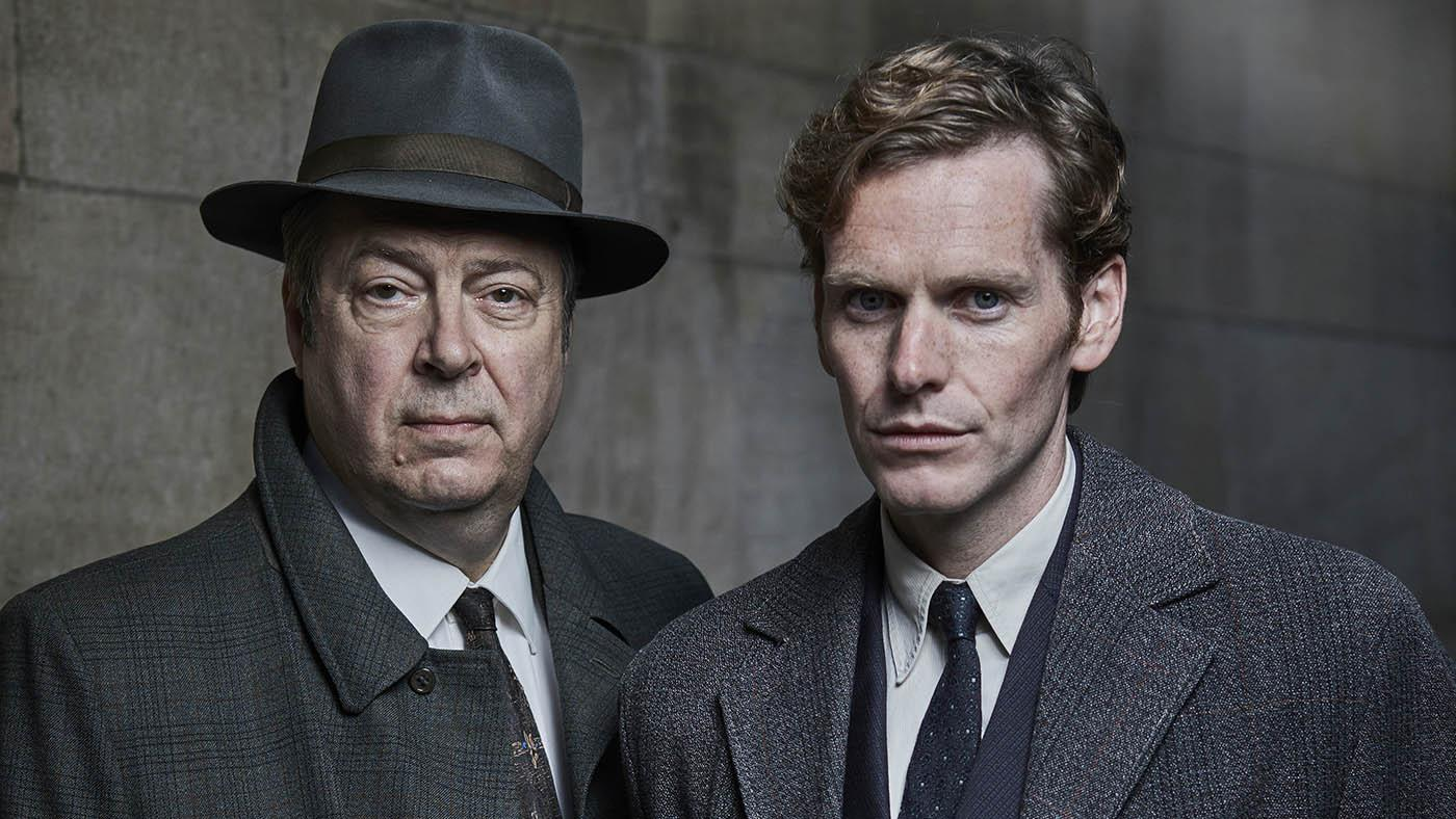 Endeavour. Photo: ITV Plc and Masterpiece