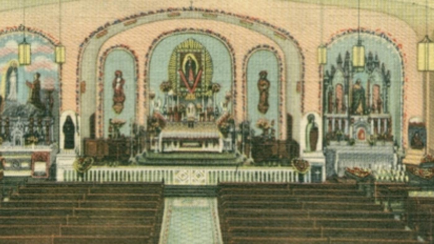 Our Lady of Guadalupe in Chicago