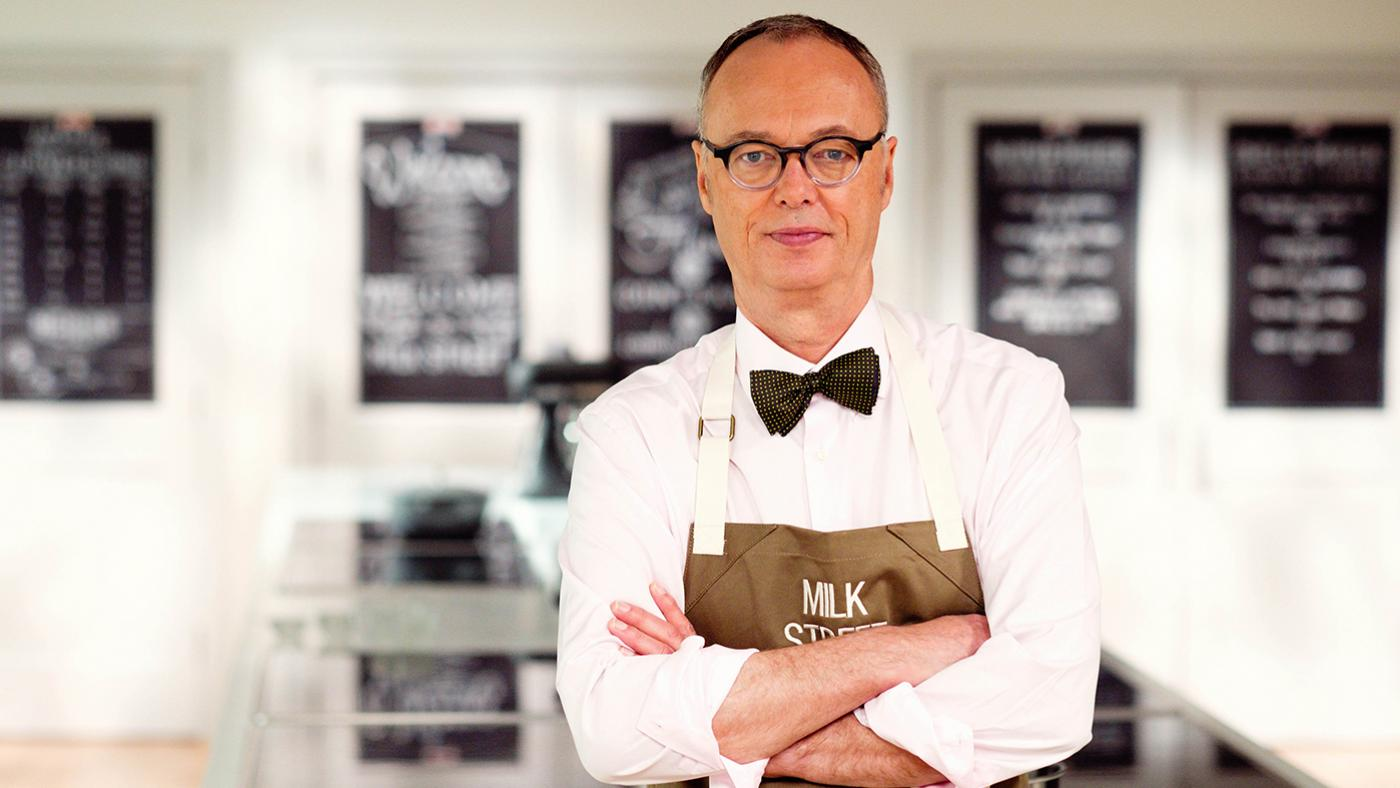 Christopher Kimball. Photo: Courtesy Milk Street