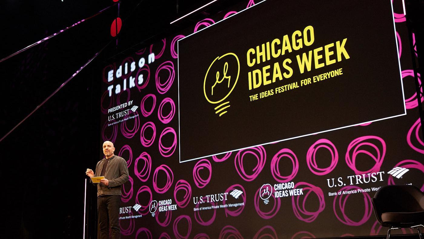 Chicago Ideas Week.