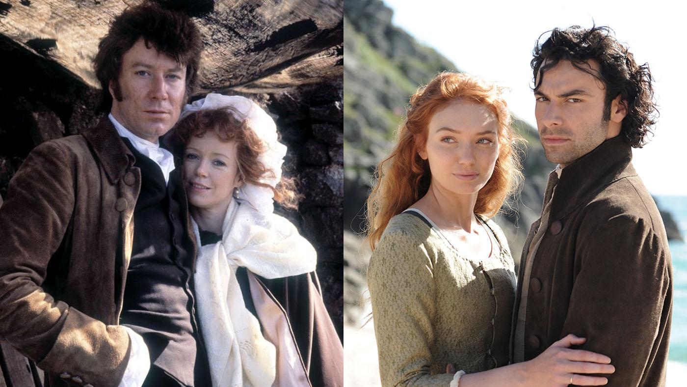 'Poldark,' old and new.