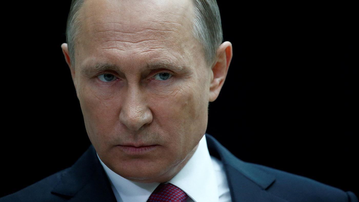 Vladimir Putin. Photo: REUTERS/ Sergei Karpukhin