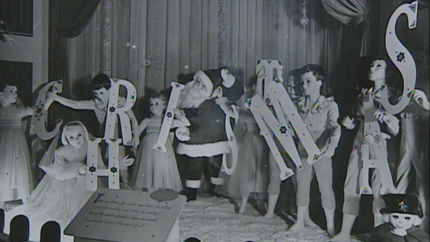 Marshall Field's Christmas Windows with Uncle Mistletoe