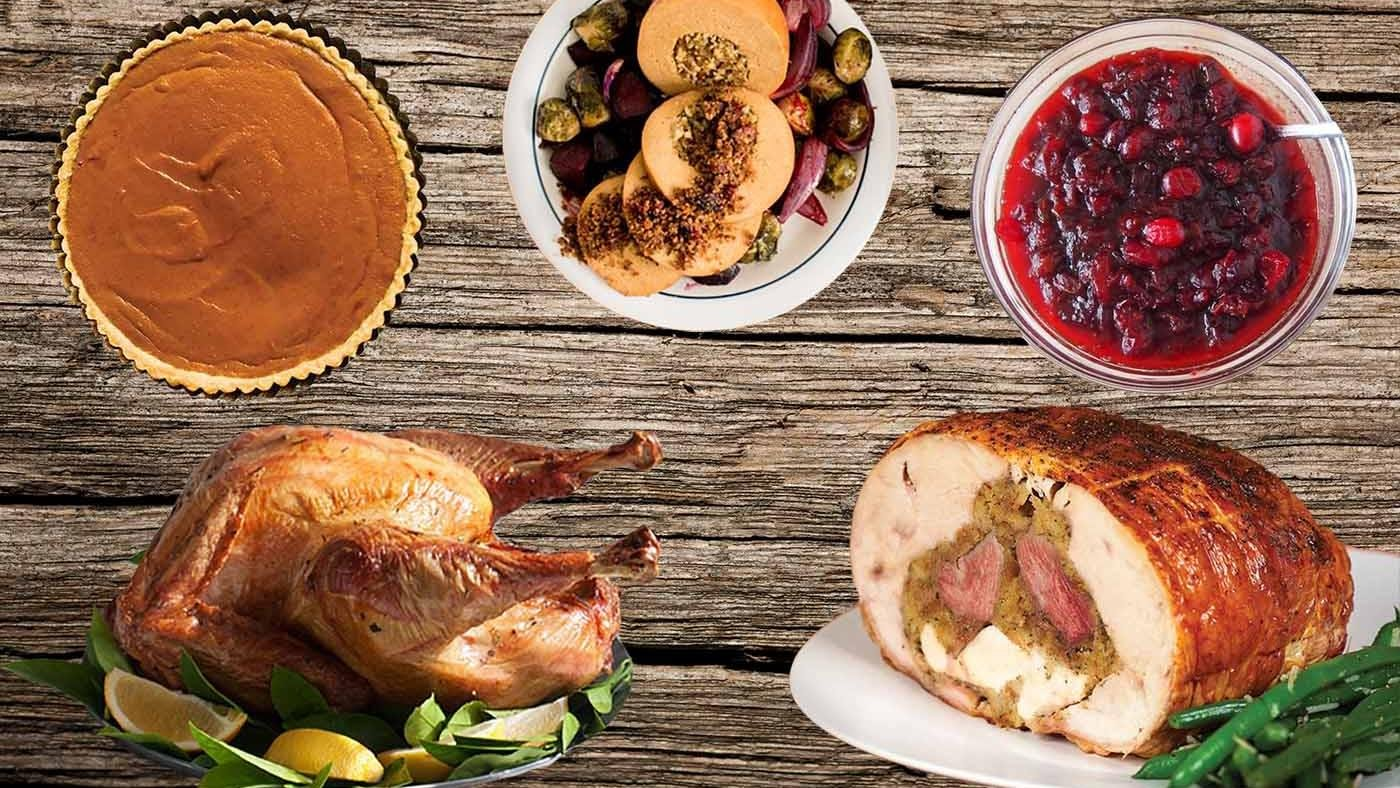 Thanksgiving Quiz: Turkey, Tofurky, Turducken, Pumpkin Pie, Cranberry Sauce