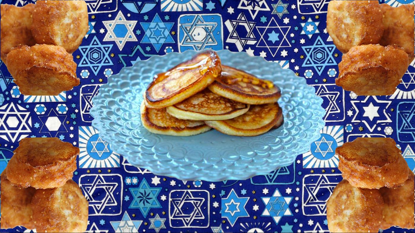 Two latke recipes for Hanukkah