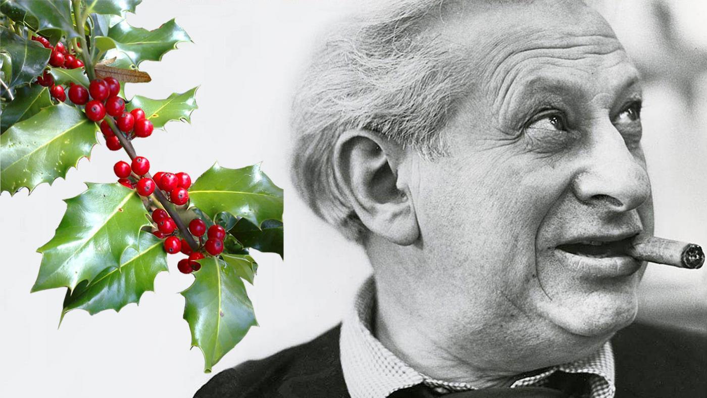 Studs Terkel Christmas and Holidays