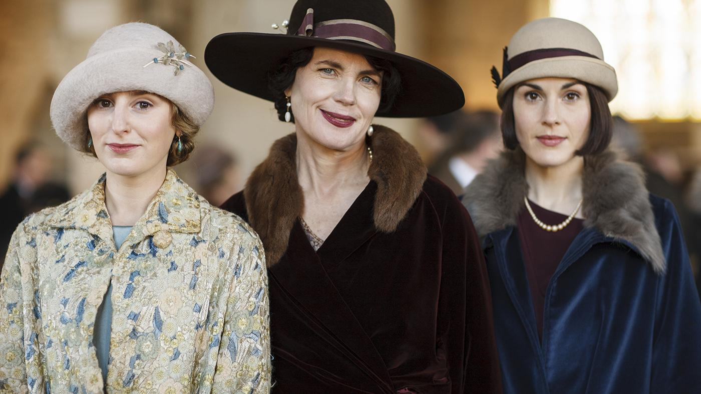 Downton Abbey. Photo: Carnival Film and Television Limited