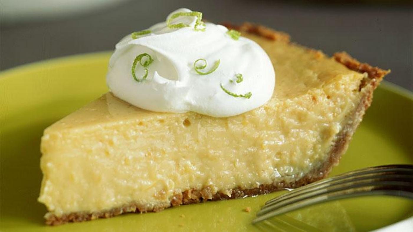 Key Lime Pie from Morton's The Steakhouse of Chicago