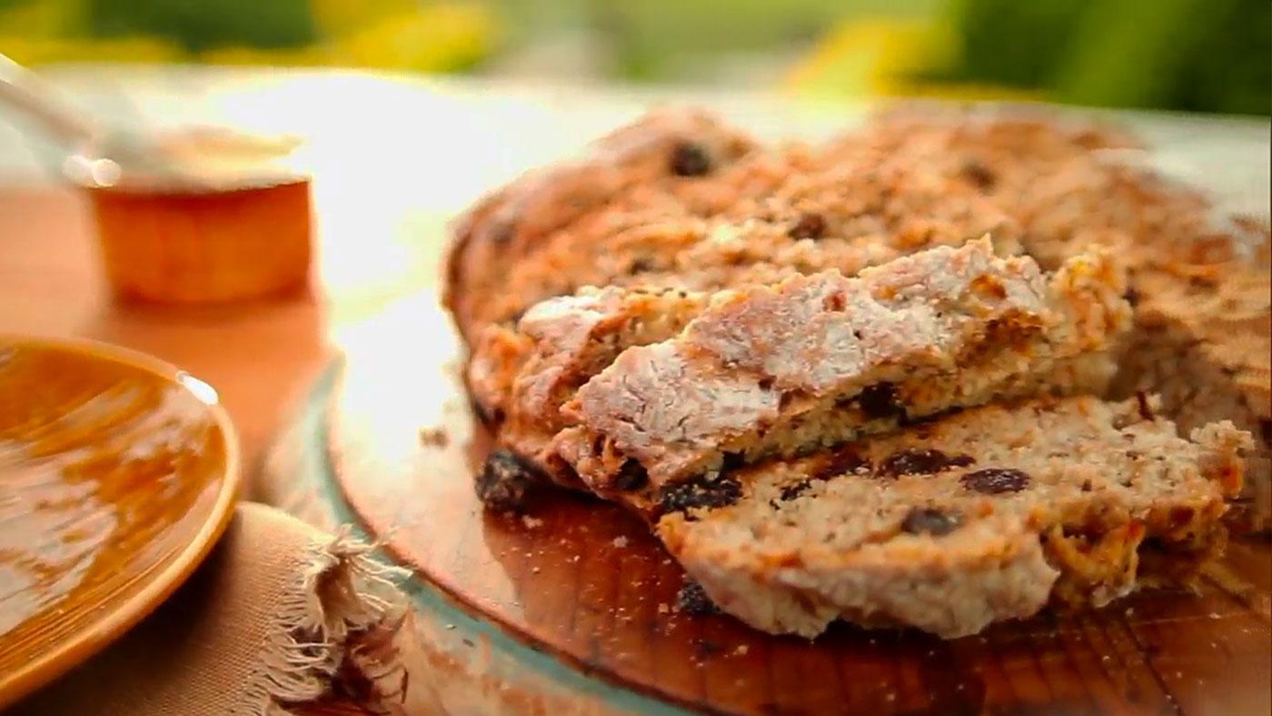 Martha Stewart's soda bread