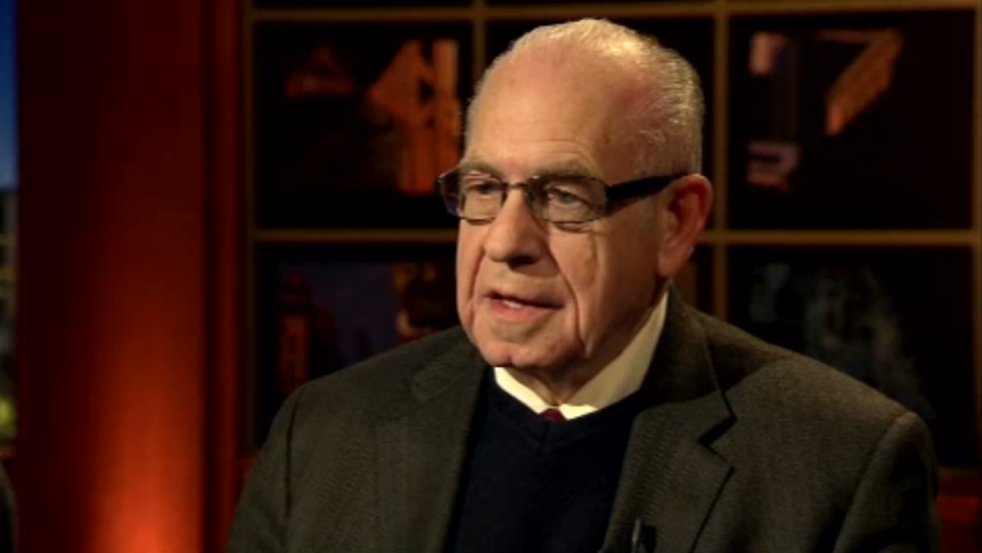 Carl Kasell on Chicago Tonight