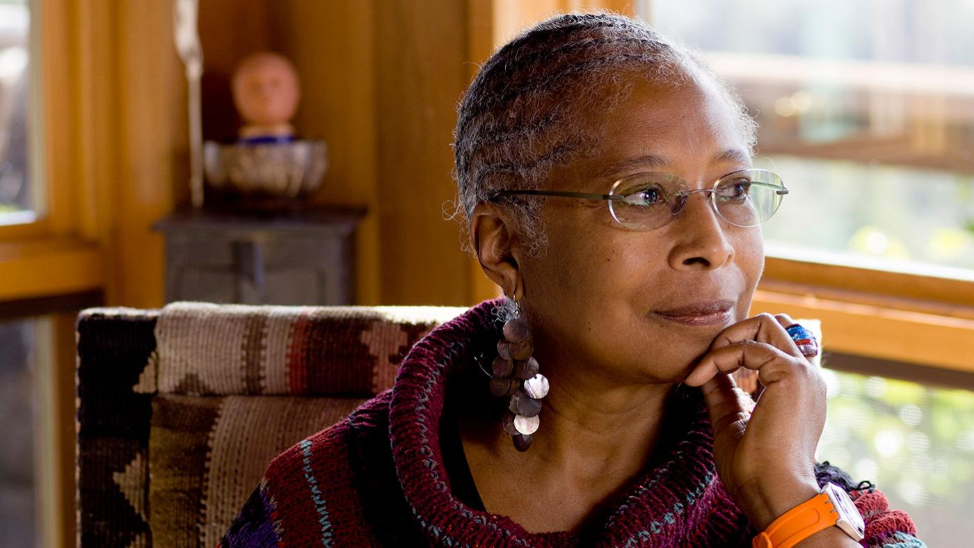 Pulitzer Prize-winning author and poet Alice Walker