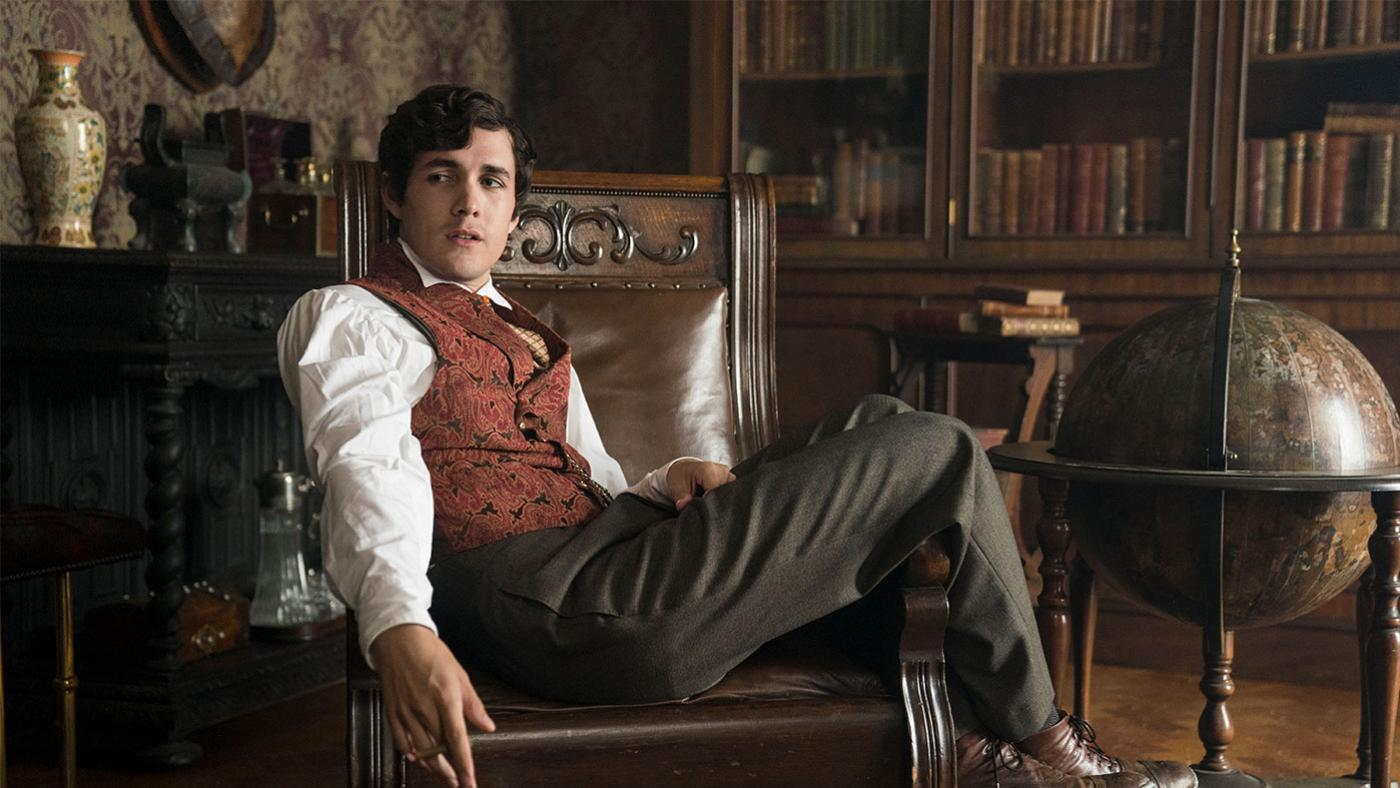Jonah Hauer-King as Laurie in Little Women. Photo: MASTERPIECE on PBS, BBC and Playground