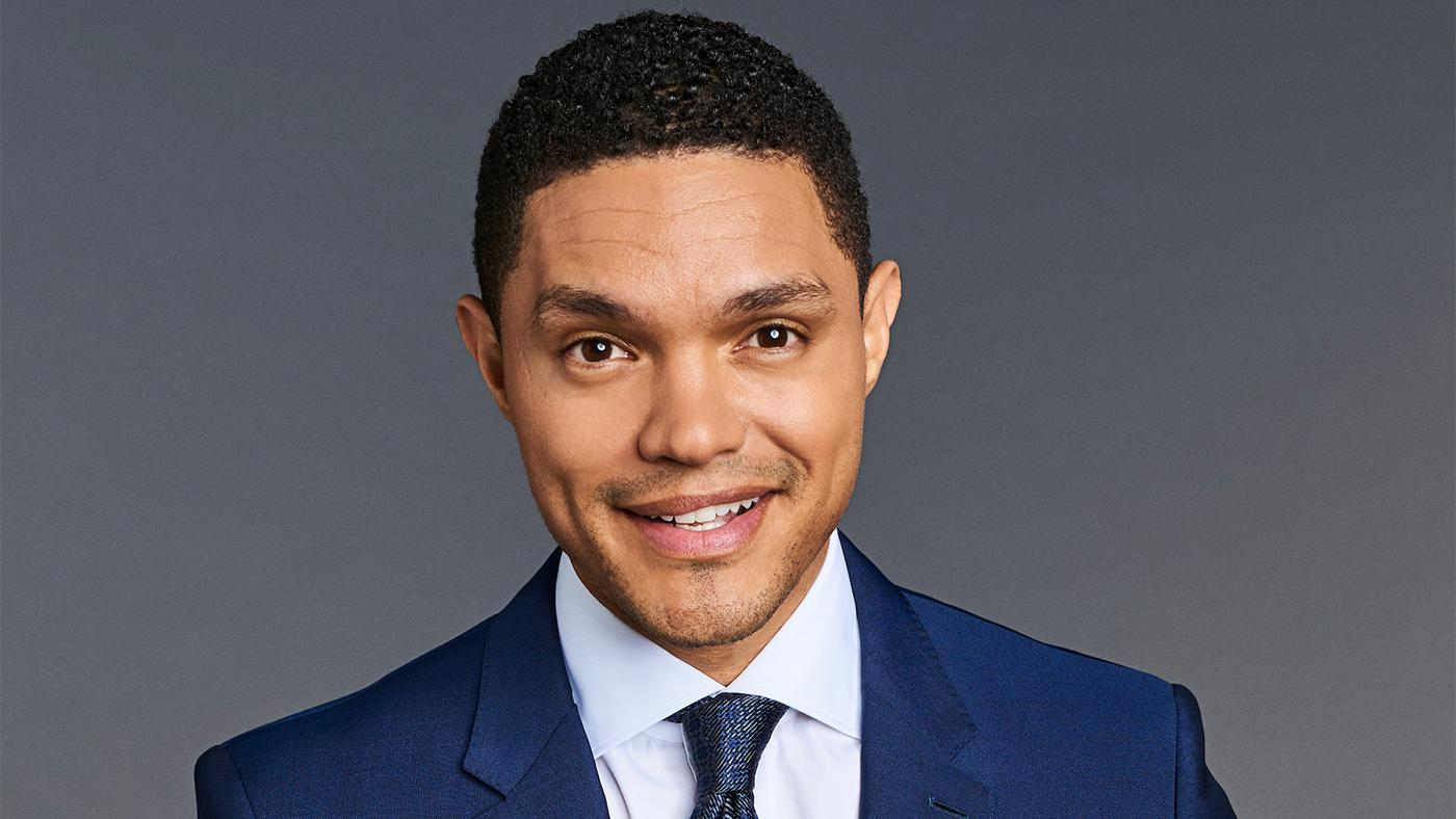 "Trevor Noah, Host of ""The Daily Show"" on Comedy Central. Photo: OZY Media"
