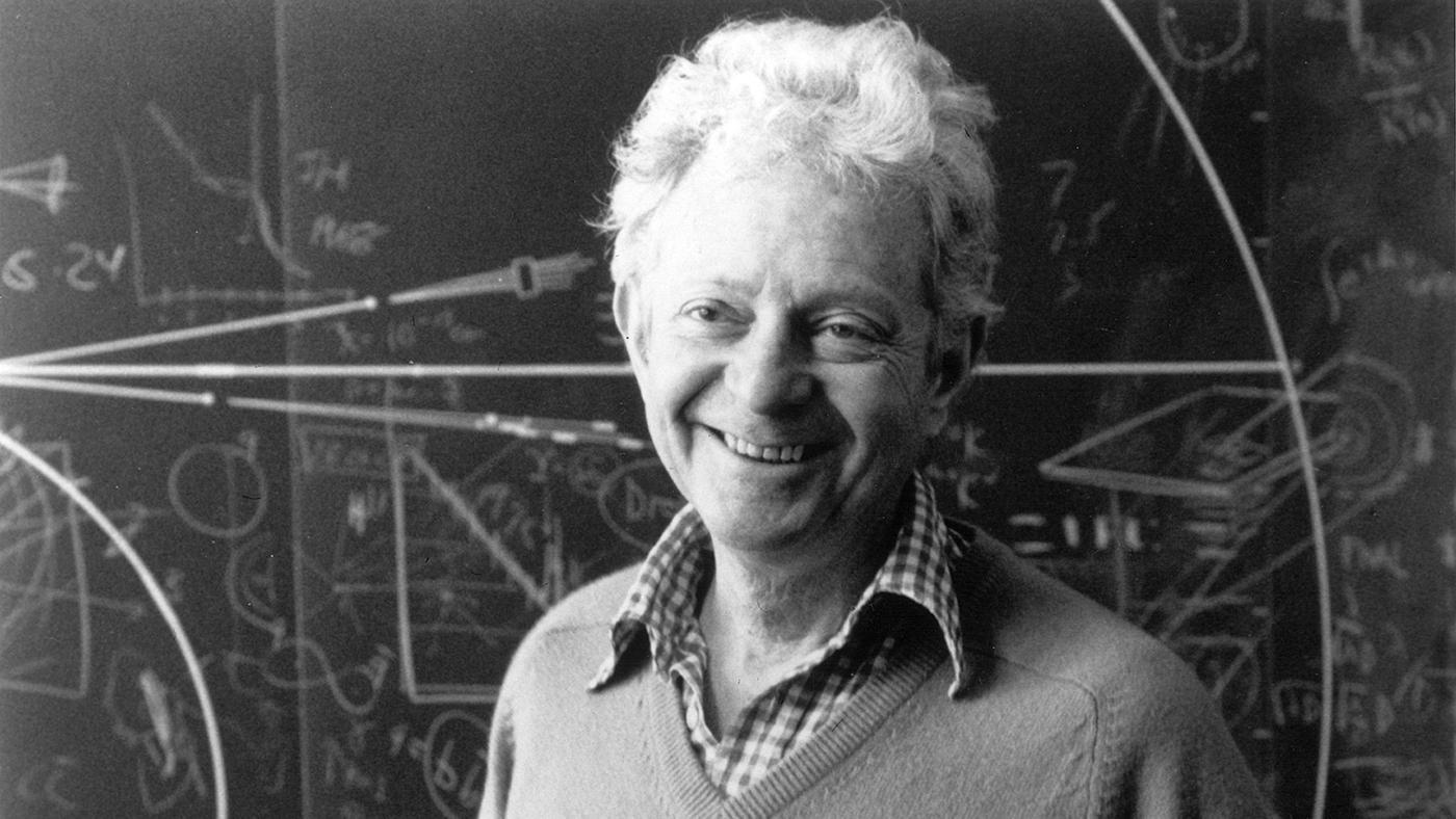 Leon Lederman. Photo: Wikimedia Commons