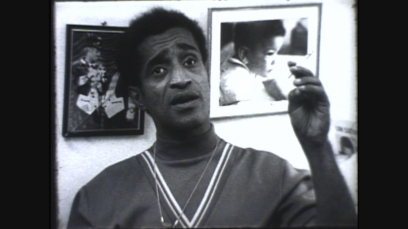 Sammy Davis, Jr. on Our People with Jim Tilmon in 1968