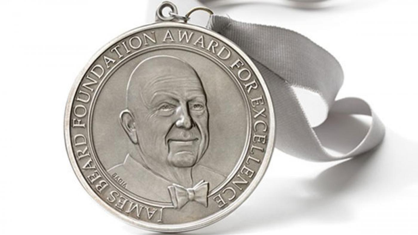 A James Beard Award