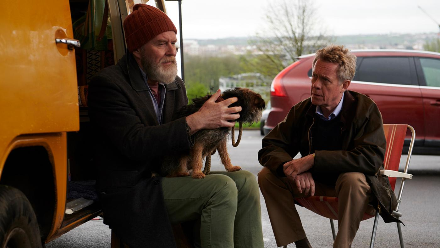Chris (James Fleet) & Tim (Alex Jennings) in Unforgotten. Photo: Mainstreet Pictures for ITV and MASTERPIECE