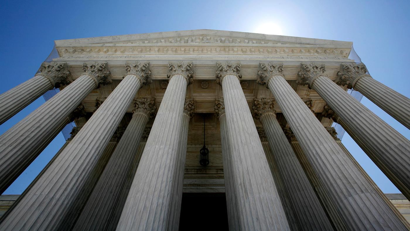 The Supreme Court building in Washington, D.C., for Frontline's Supreme Revenge. Photo: REUTERS/Molly Riley