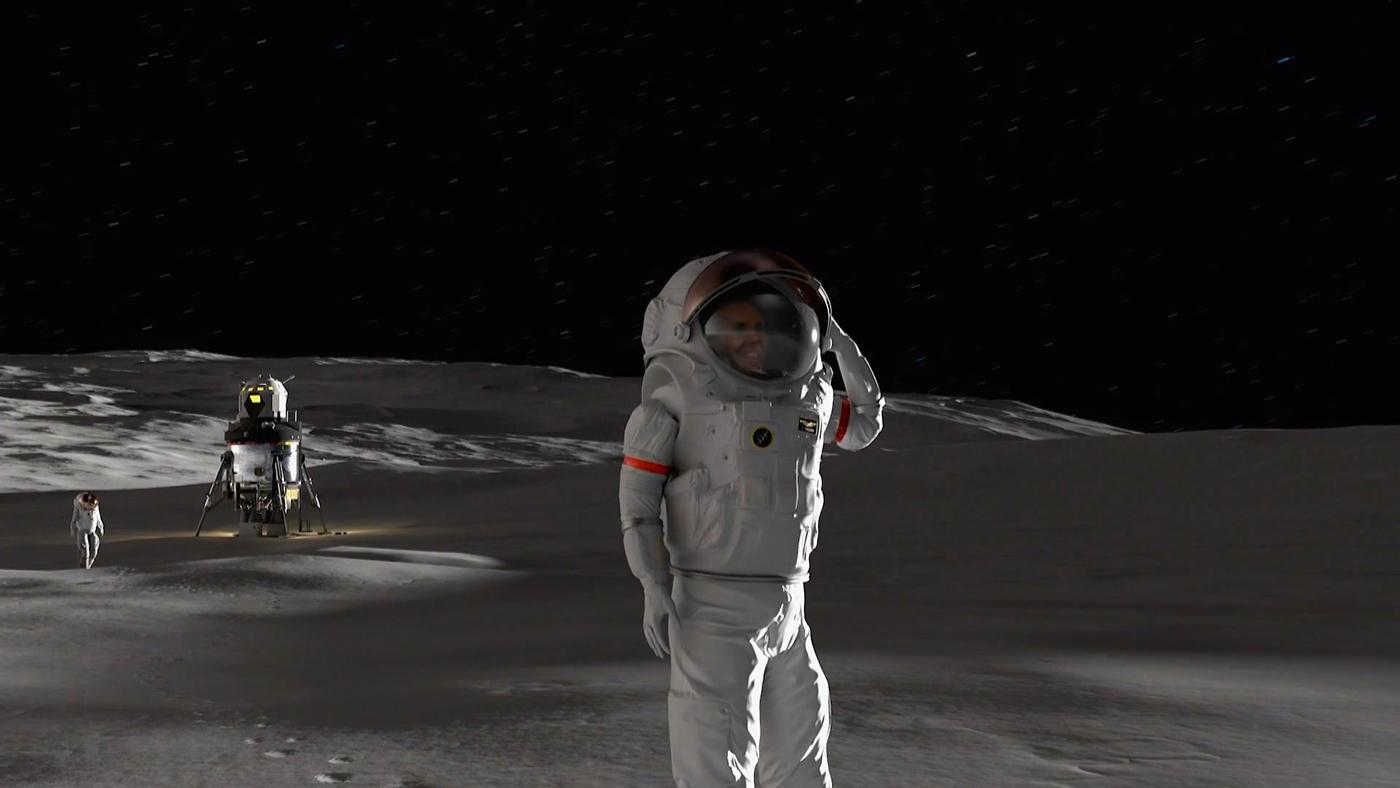 NOVA: Back to the Moon. Image: WGBH