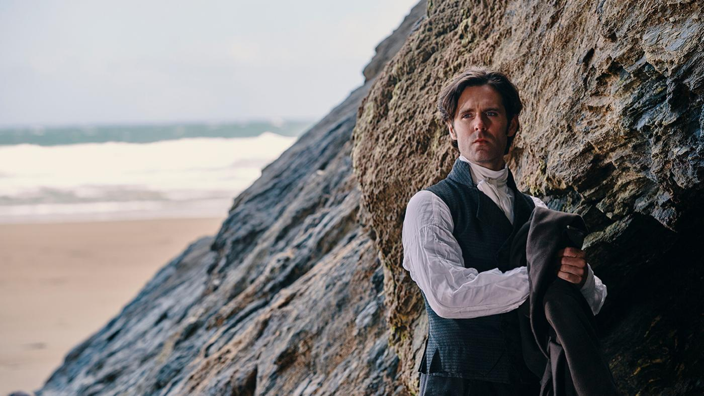 Luke Norris as Dr. Dwight Enys in season 5 of Poldark. Photo: Mammoth Screen