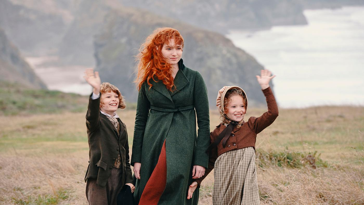 Demelza in season five of Poldark. Photo: Mammoth Screen