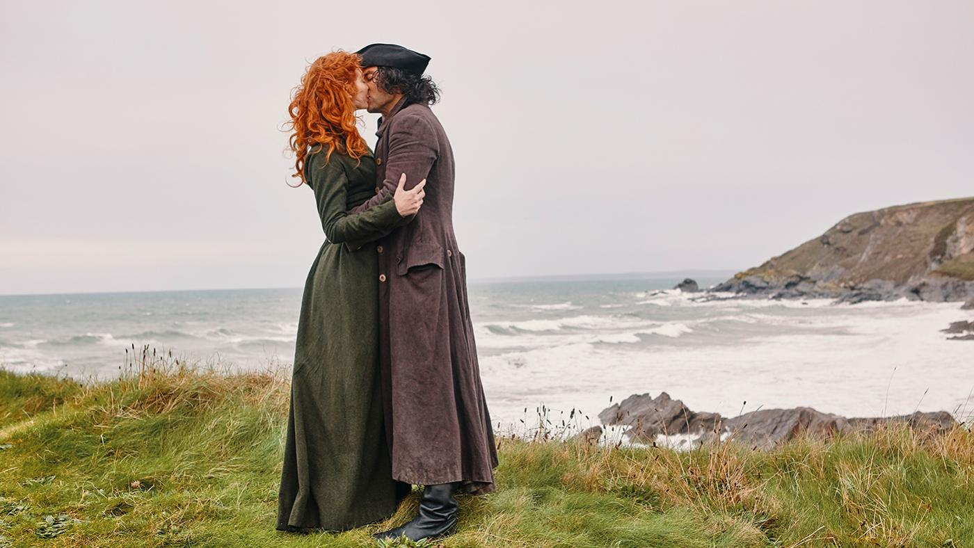 The series finale of Poldark. Photo: Mammoth Screen