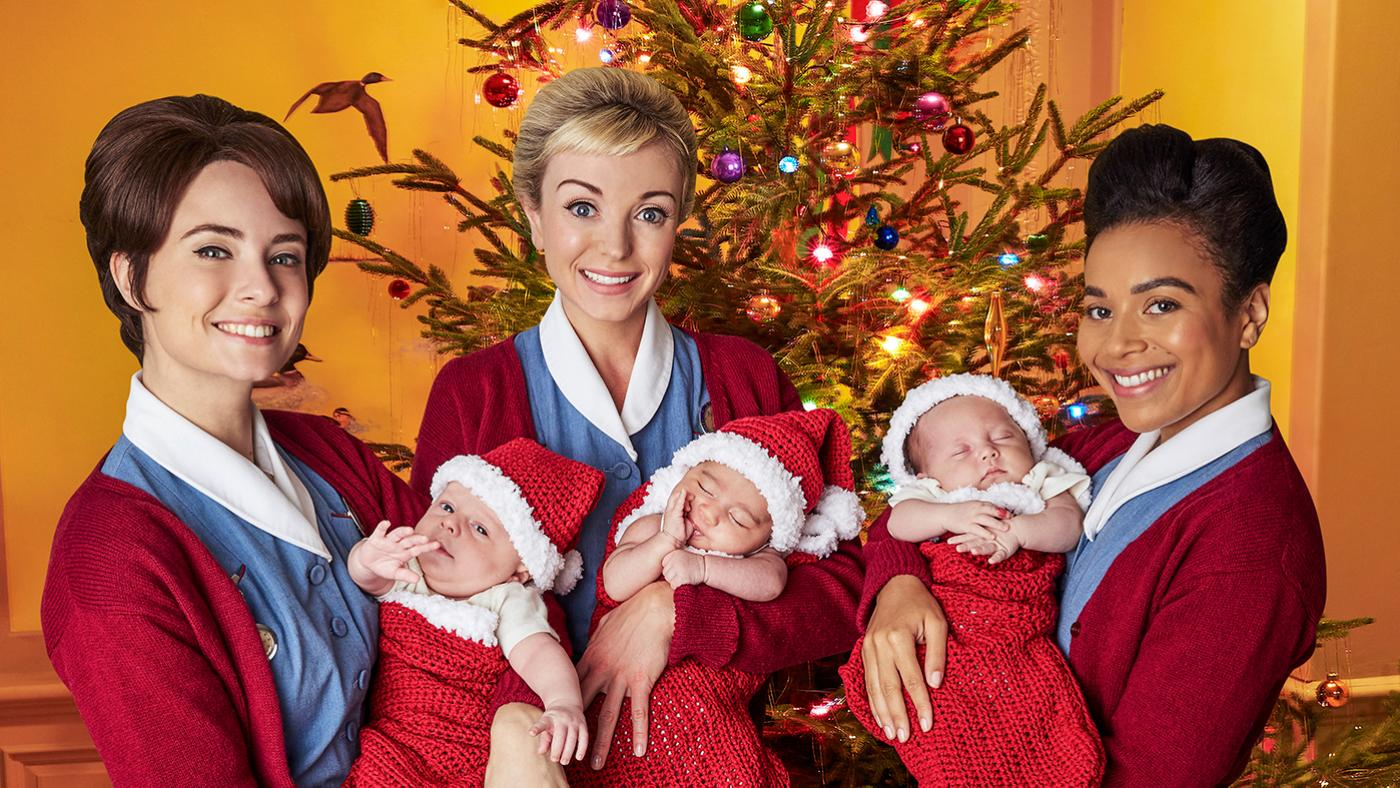 Call the Midwife Season 9 Holiday Special. Photo: Neal Street Productions