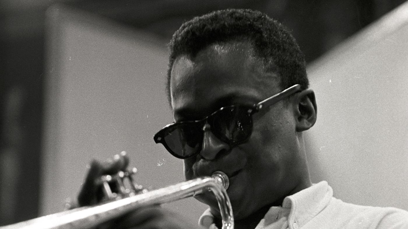 Miles Davis, Round Midnight Recording Session June 1956. Photo: Don Hunstein/Sony Music Archives