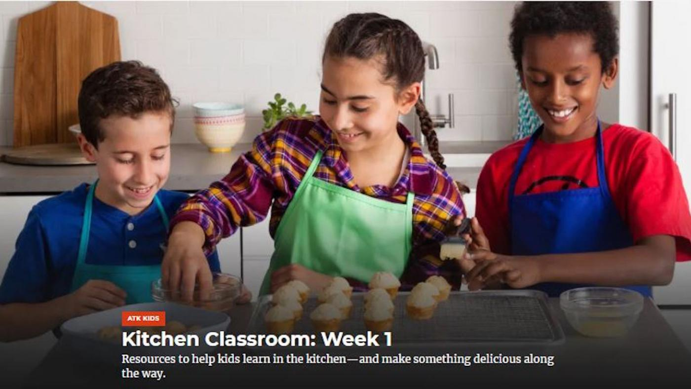 America's Test Kitchen's Kitchen Classroom