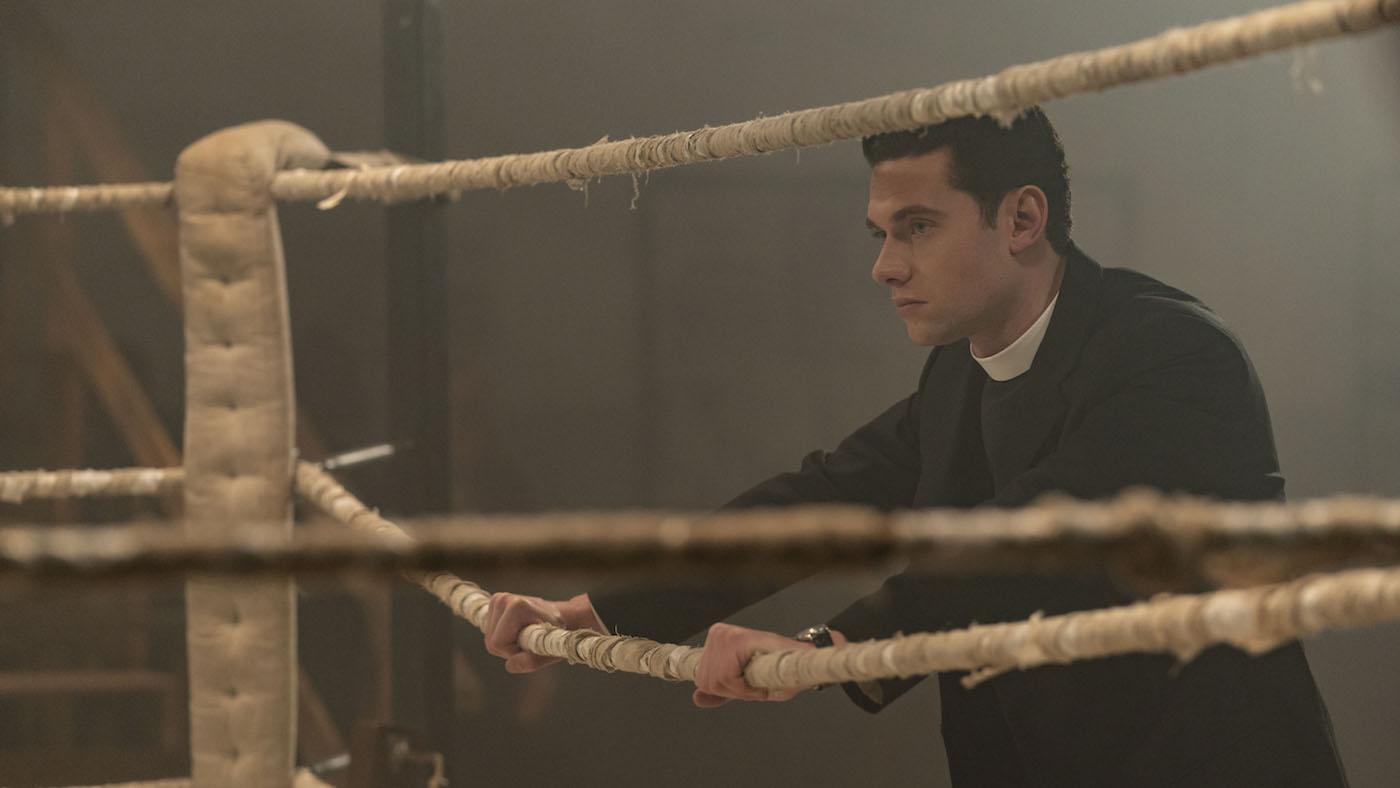 Will in season 5 of 'Grantchester.' Photo: Kudos/ITV/Masterpiece
