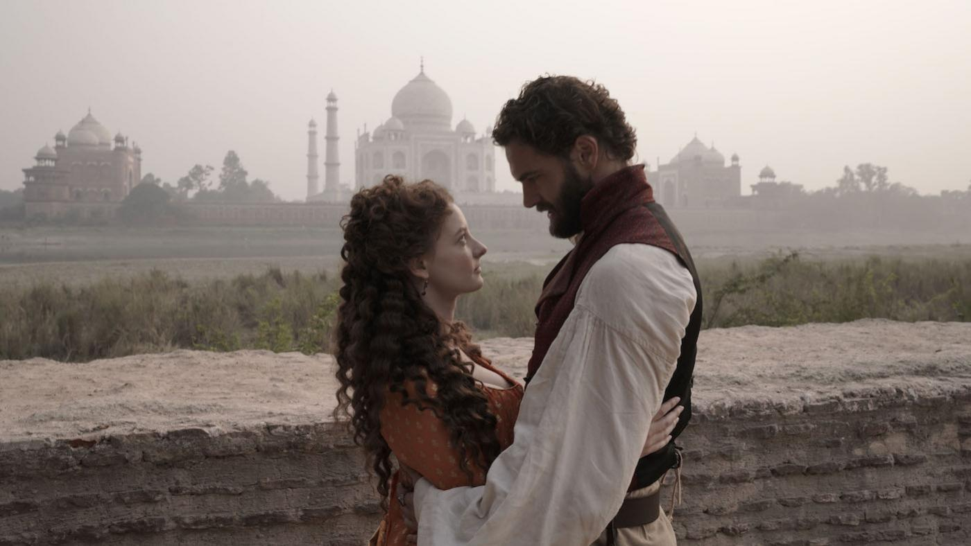Margaret Osborne and John Beecham in 'Beecham House.' Photo: Masterpiece