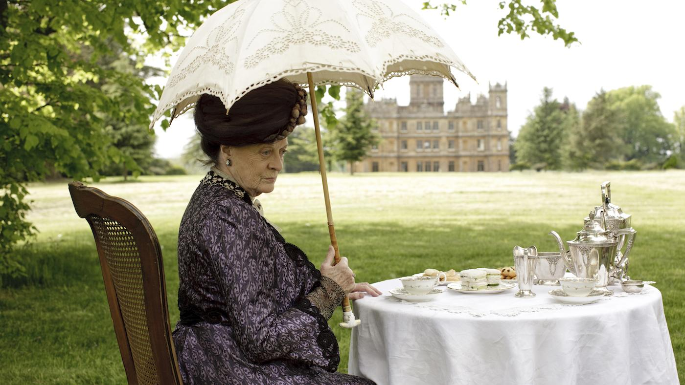 Dame Maggie Smith in 'Downton Abbey.' Photo: Masterpiece