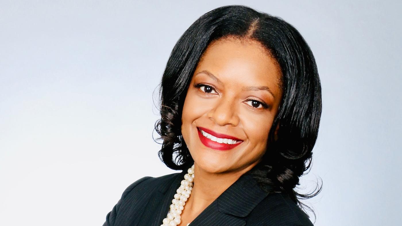 PBS's new chief programming executive, Sylvia Bugg