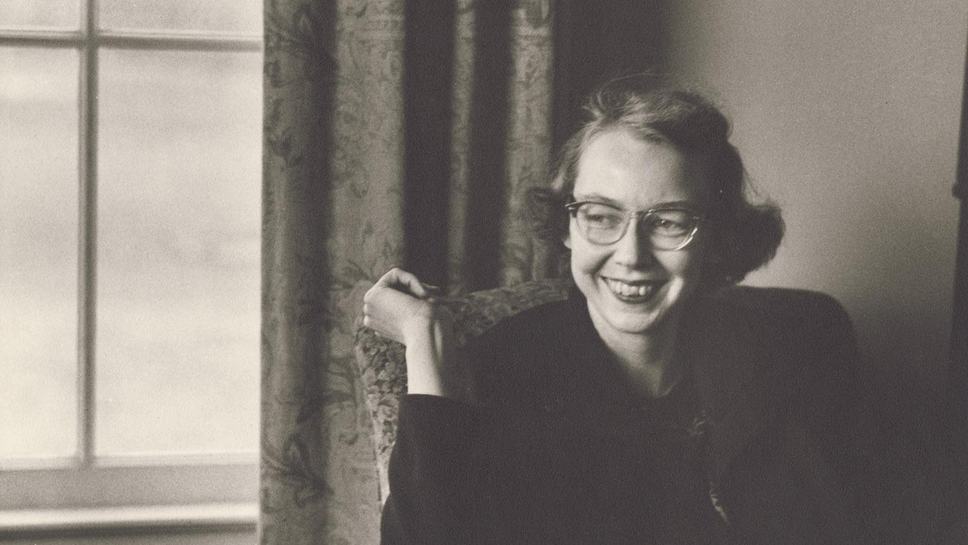 Flannery O'Connor. Photo: Joe McTyre