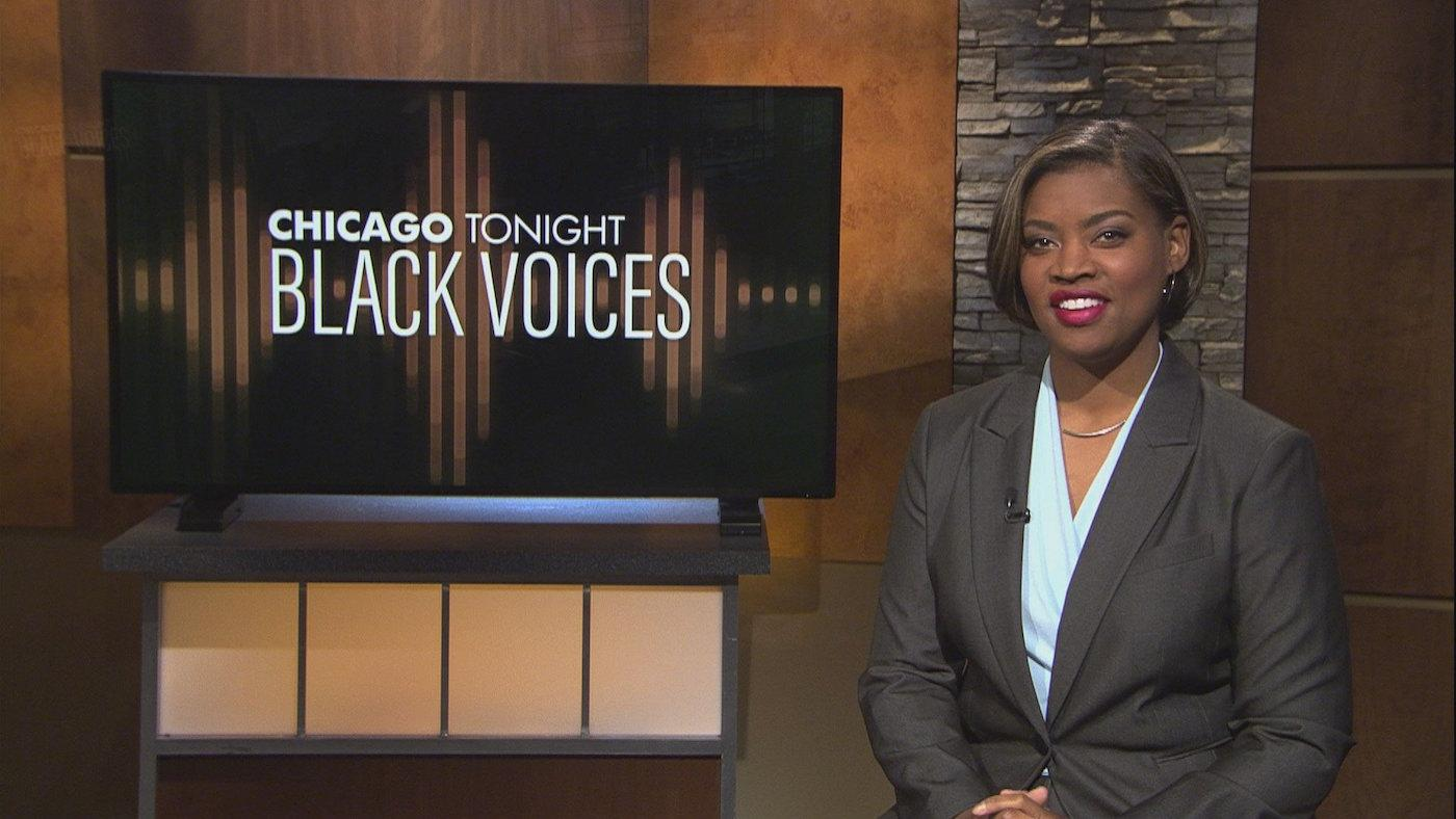 Brandis Friedman hosting 'Chicago Tonight: Black Voices'