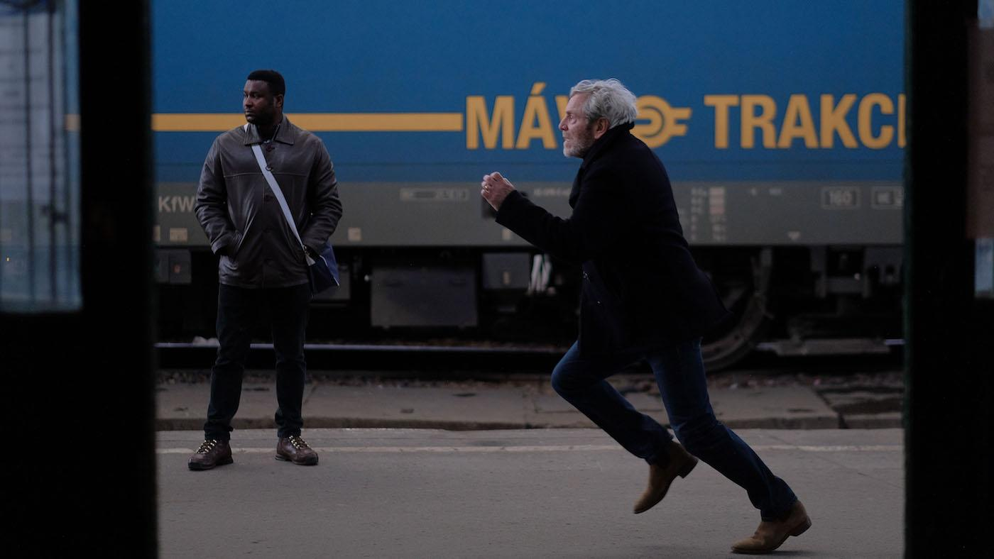 Julien Baptiste in season 2. Photo: Two Brothers Pictures and all3media international