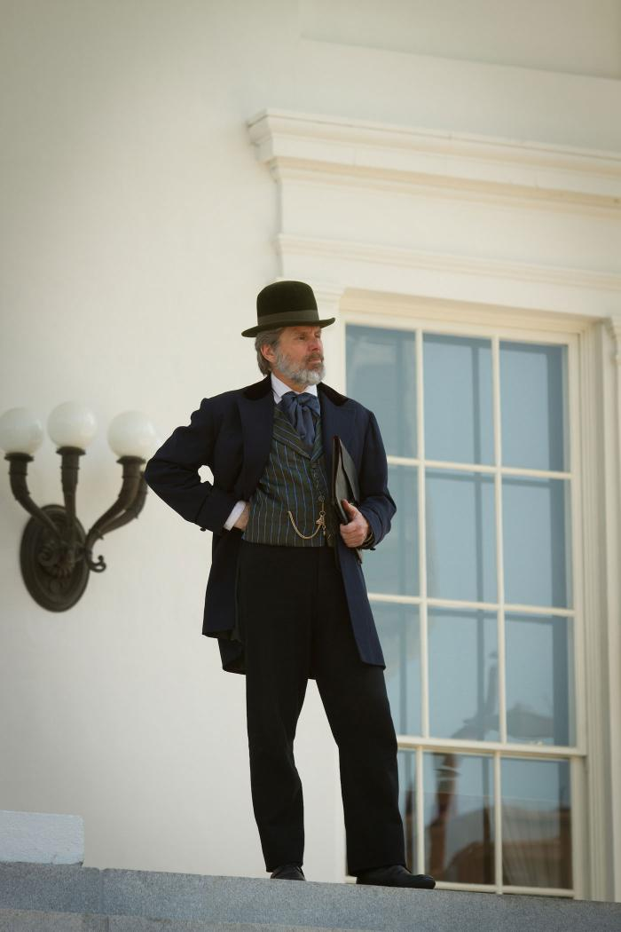 Gary Cole as James Green, Sr. in 'Mercy Street.' (Courtesy of PBS/Erik Heinila)
